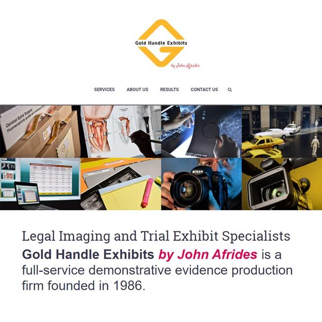 Gold Handle Exhibits